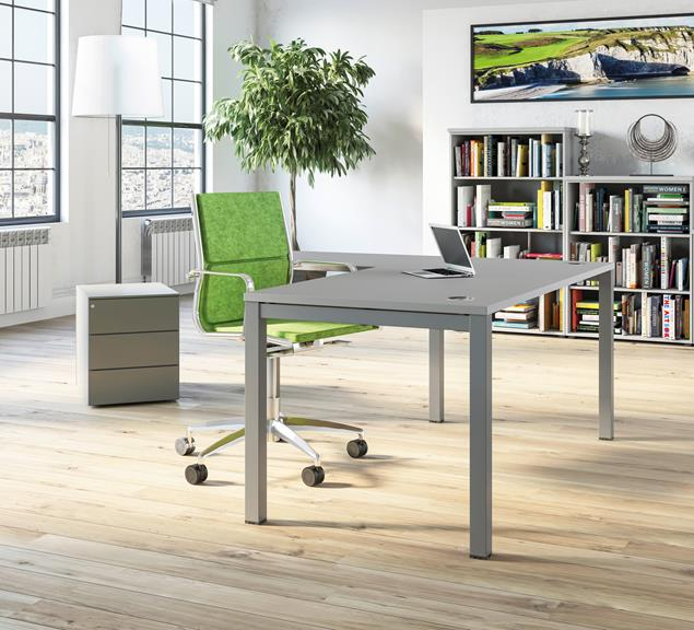 Domain Rectangular Desks