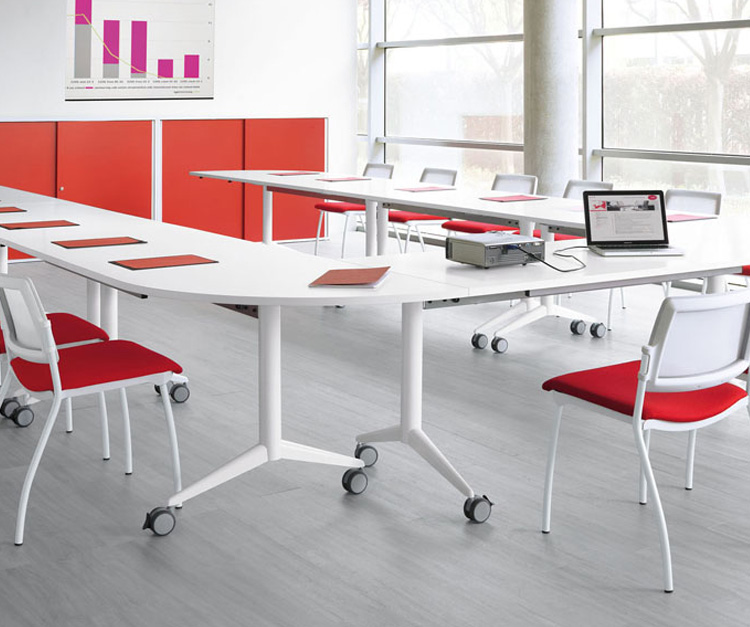 Creative Ping Pong Tables, Nap Nooks, And Other Flashy Office  Used In Conference Spaces Or Open Areas To Influence Collaboration And Engagement Between Employees Erica Stokes, Director Of HR At Poppin, A NYCbased Leading
