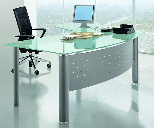 glass desks glass office furniture from southern office