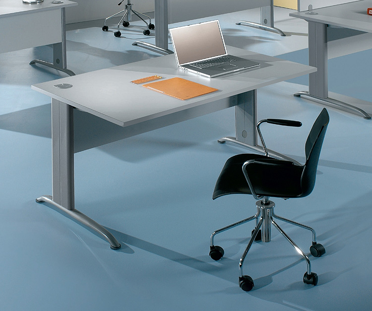 Sienna Grey Office Desks