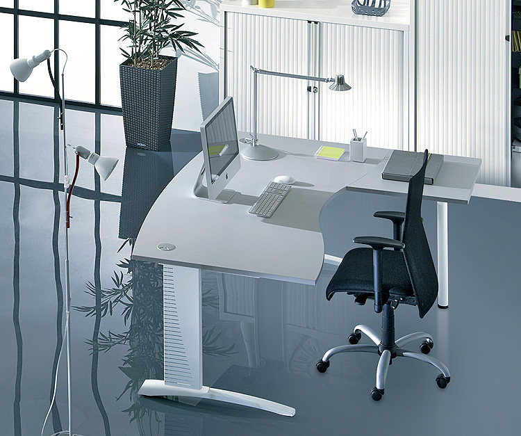 Utah Office Desk Range form Southern Office Furniture