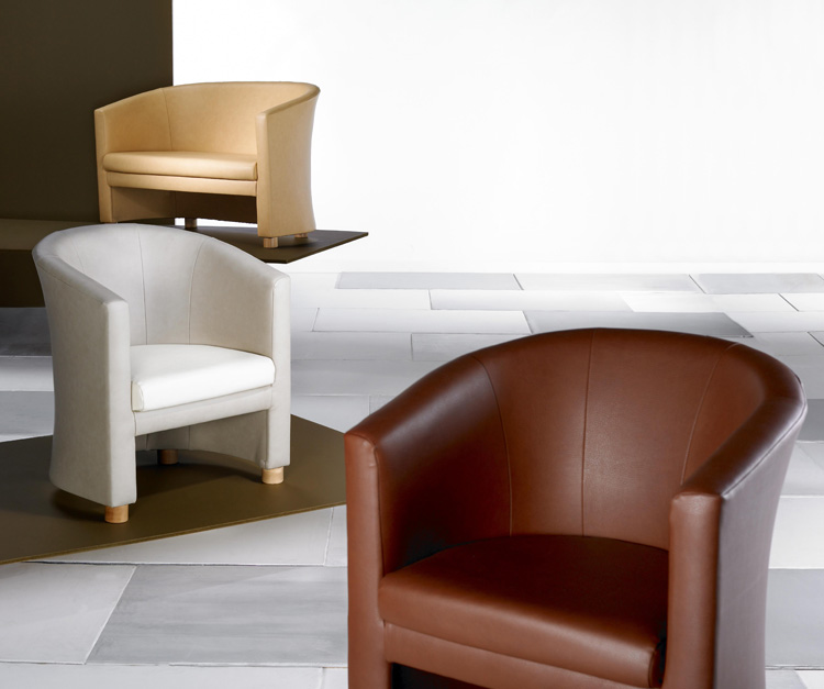 Reception Chairs And Tub Chairs From Southern Office Furniture