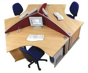 Creative Initially, The Adjustable Walls That Make Up The Modern Cubicle Were Meant To Be Kept At A 120degree  Office II Contained Pushpin Walls That People Could Personalize, Several Levels Of Shelving, And Room For Both A Standing And