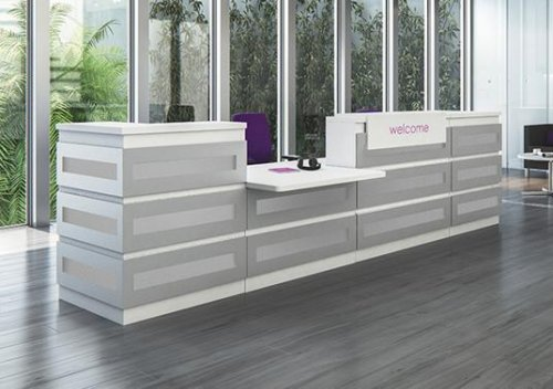 Welcome Reception Desk