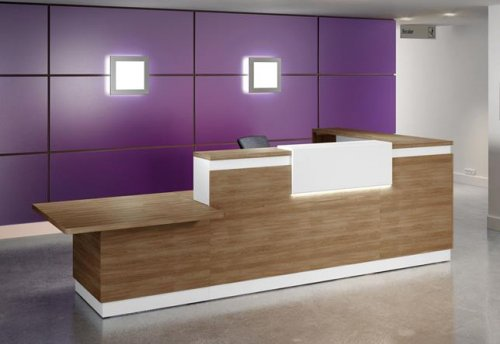 Relax Reception Desk