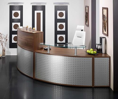 Casablanca Reception Desk