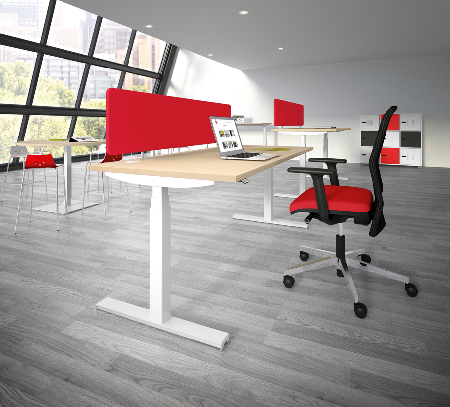 Ascend Manual & Electric Height Adjustable Desks