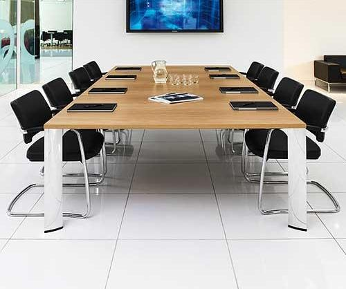 Melamine Conference Tables