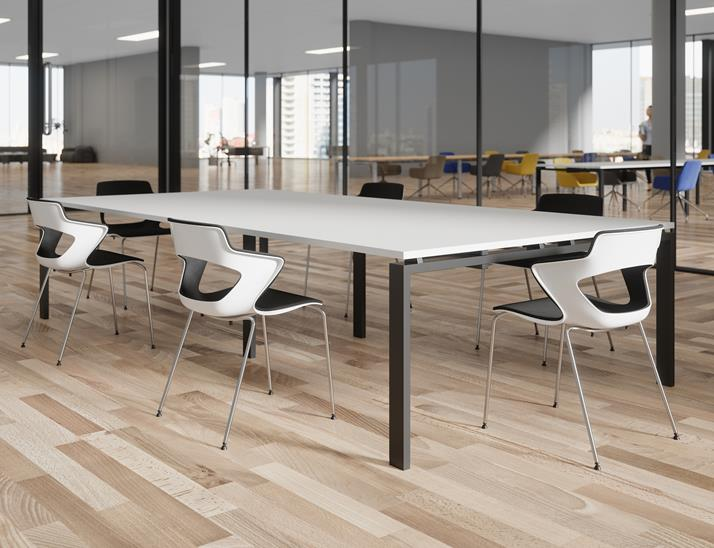 Brighton Compact Meeting Room Table