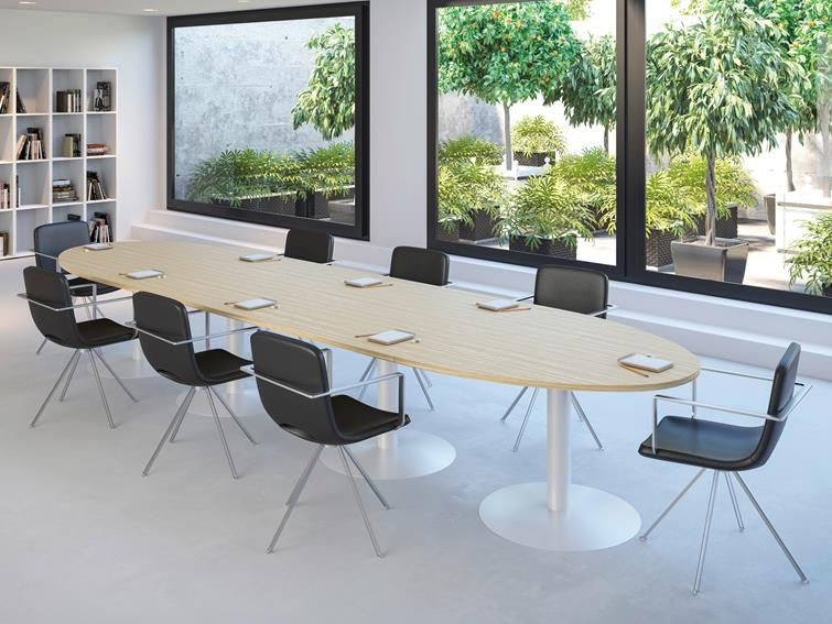 Baltic Boardroom Table Range