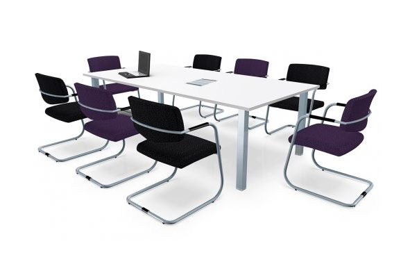Challenge Compact Boardroom Table