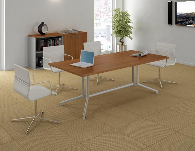 Converse Compact Meeting Room Table