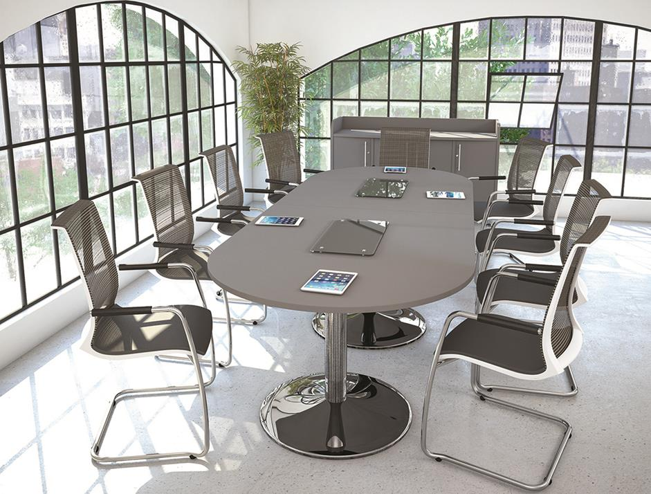 Destiny Boardroom Table Range