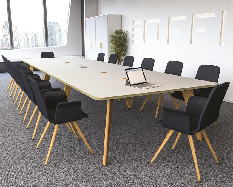 Evolve Boardroom Table