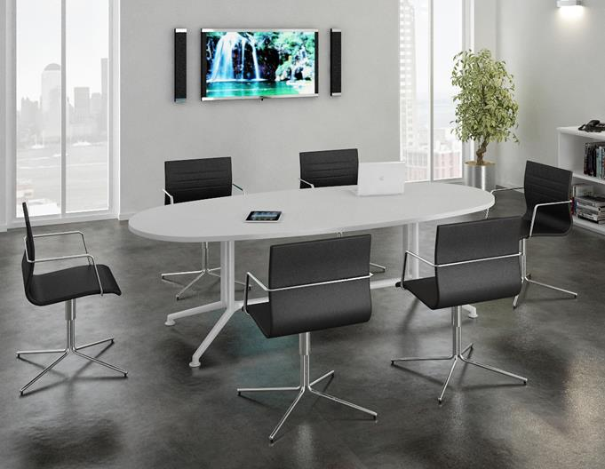 Genoa Compact Meeting Room Table