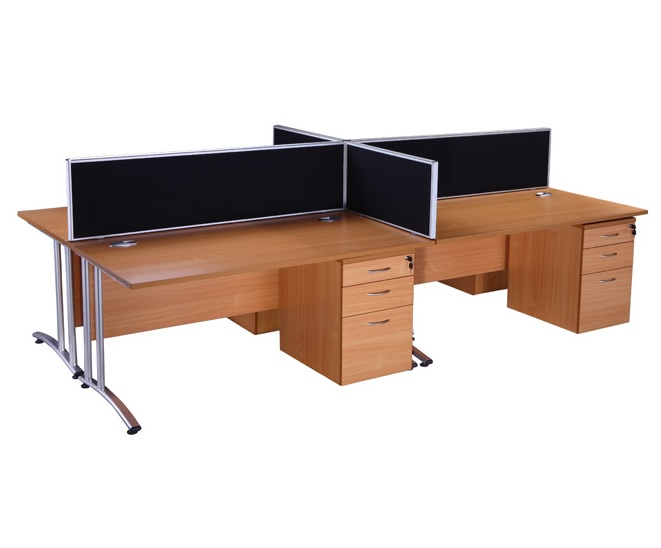 Ideal Rectangular Desk Range