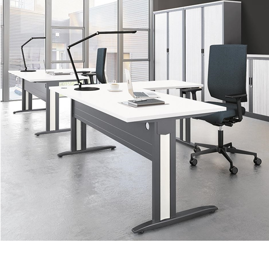 Idol Plus Rectangular Office Desks