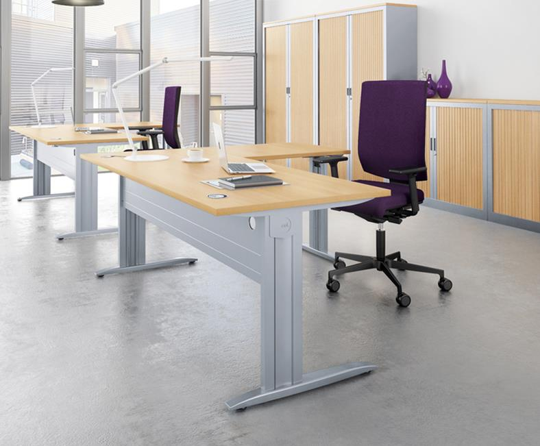 Idol Rectangular Office Desks