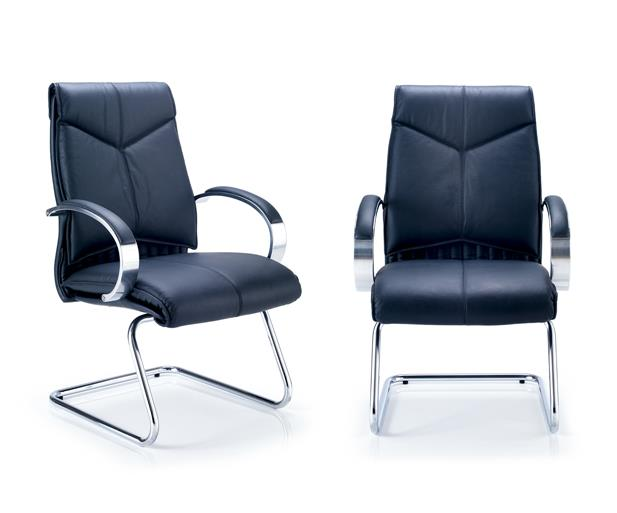 Leather Meeting Room Chairs