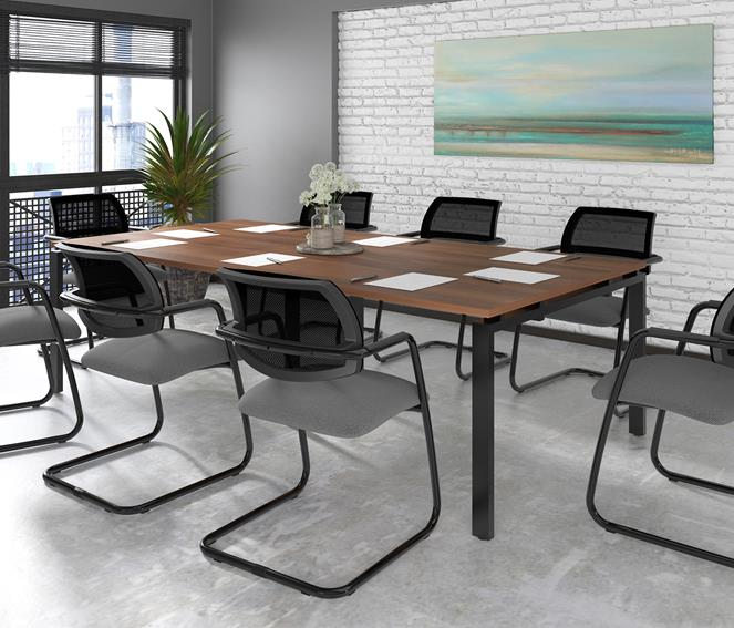 Orlando Compact Meeting Room Table