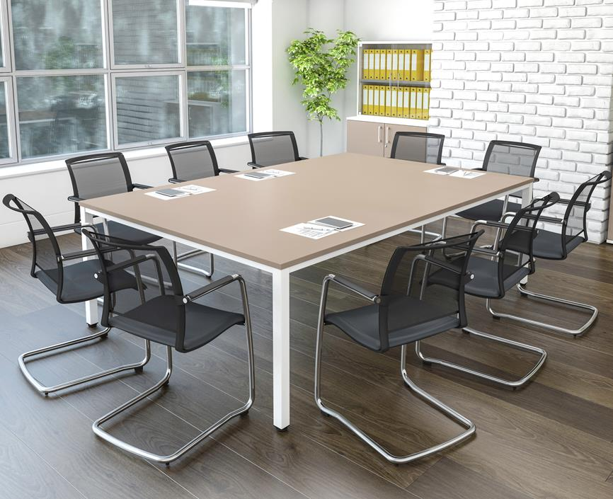 Provence Compact Meeting Room Table
