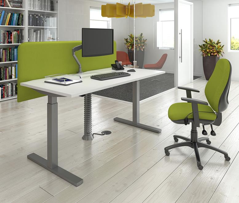 Select Electric Height Adjustable Office Desk