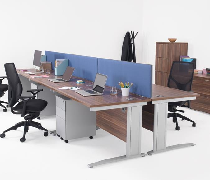 Tuscany 24/48 Hour Rectangular Office Desks