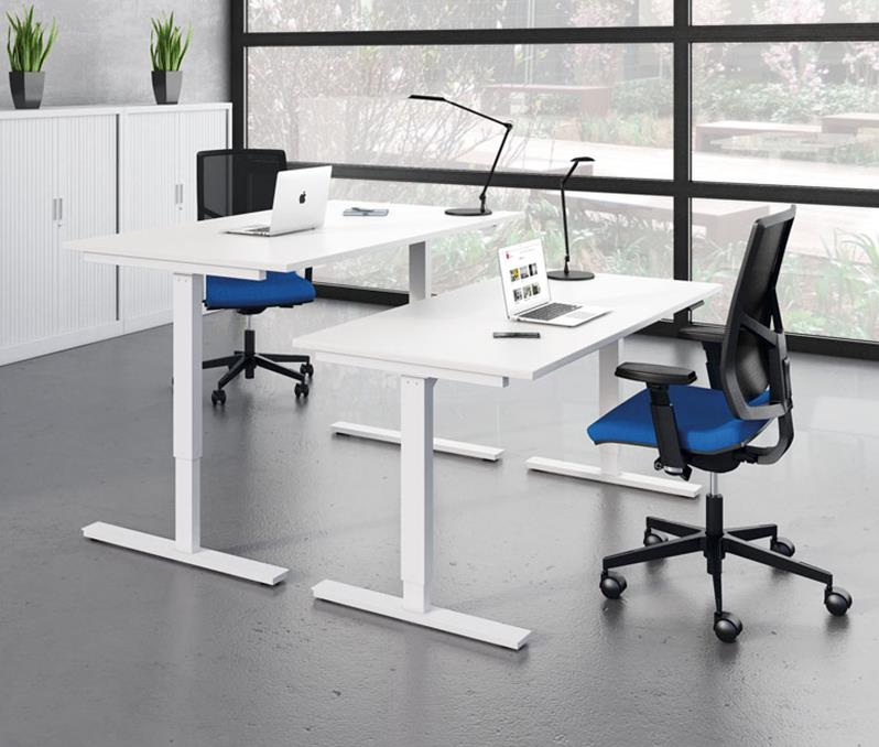 Technique Electric Height Adjustable Office Desk