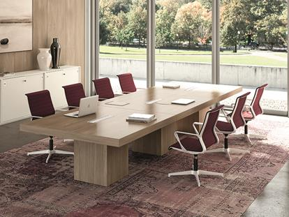 Tempo Boardroom Table Range