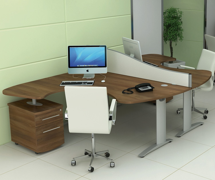Effex modern designer office workstation
