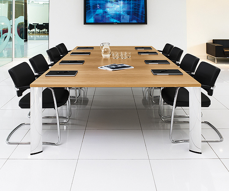 Andora boardroom table