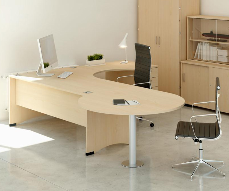 Windsor Executive Desk Range from Southern Office Furniture