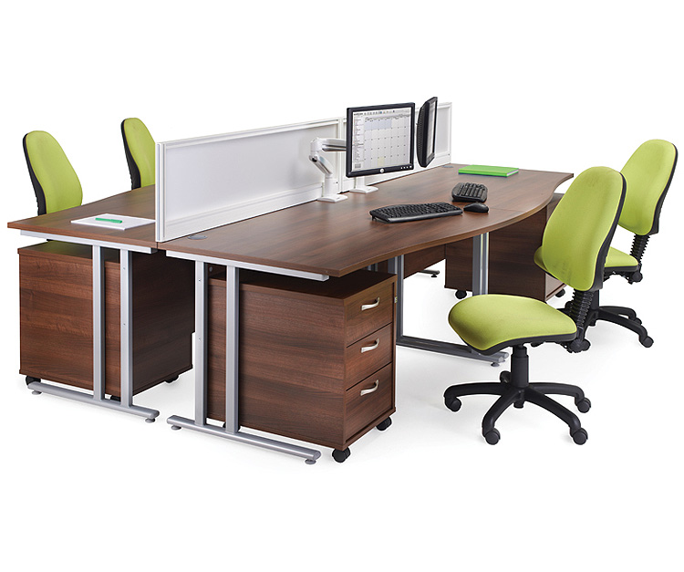 Valencia Office Desk Range