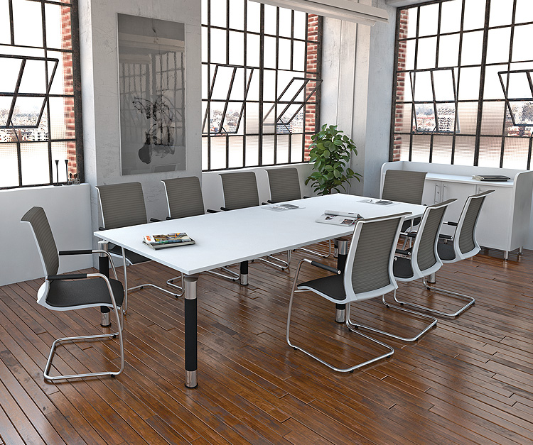 Knave Boardroom Table Range