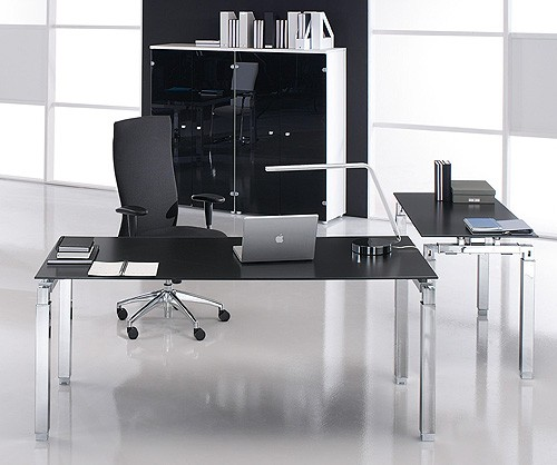 office glass desk. Black Glass Meeting Table Range Office Desk W