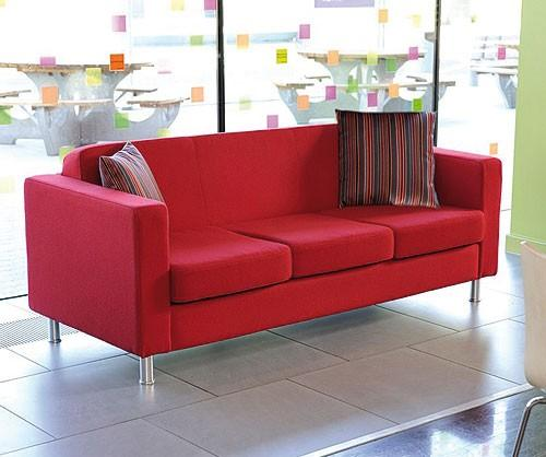Cafe / Breakout Soft Seating Fabric Sofas