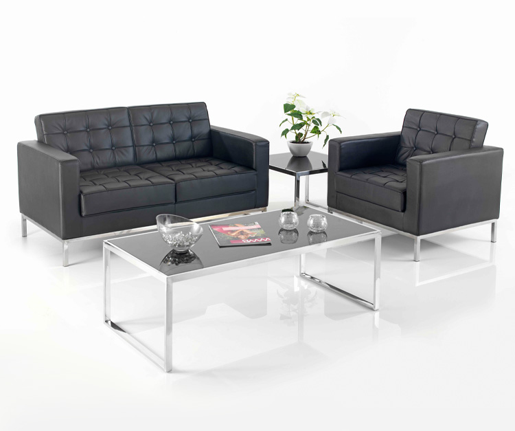 Cafe / Breakout Soft Seating Leather Sofas