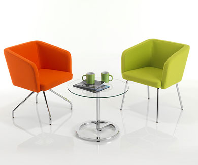 Cafe / Breakout Soft Seating Chairs