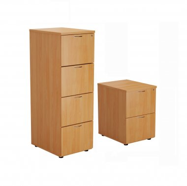 24/48 Hour Beech Filing Cabinets