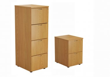 24/48 Hour Oak Filing Cabinets
