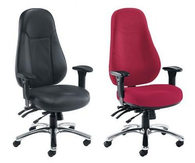 Basilica 24 Hour Task Chairs