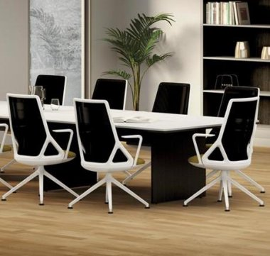 Cicero Mesh Back Meeting Room Chair