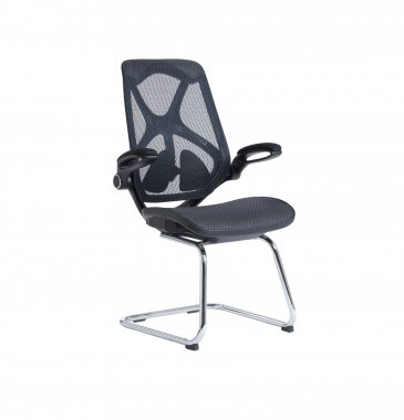 Dolphin Mesh Back & Seat Meeting Room Chair