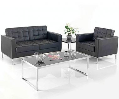 Europa Bonded Leather Sofa Collection