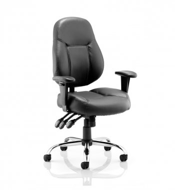 Generate Bonded Leather Operator Chair