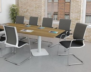 Lyra Mesh Back Meeting Room Chair
