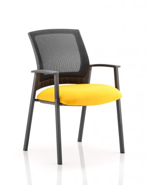 Metro Mesh Back Meeting Room Chair