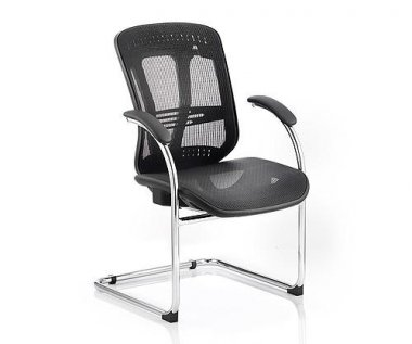 Mirage Mesh Back & Seat Meeting Room Chair