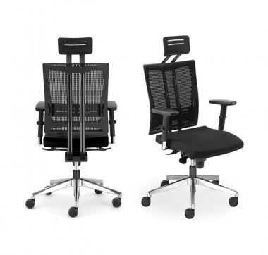 Motion Mesh Back Executive Chair