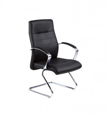 Prada Leather Conference Chair